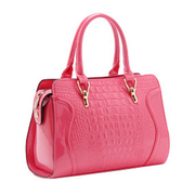 Bag 2013 new wave of female high-end fashion handbags patent leather crocodile handbags portable makeup dinner