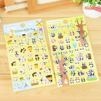 �n����Ʒԭ�b Sticker world����Сţ/��؈���w�N�� 2�� diy�؂�