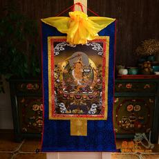 Религиозная тханка 120*66cm