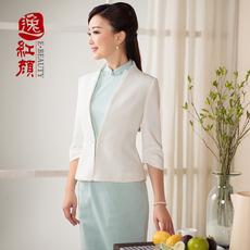 Блузка в китайском национальном стиле E.Beauty