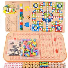 Детские многофункциональные шахматы Young Sidel ydl160525