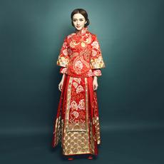 Платье Ципао Tian Zhu Milan F