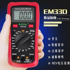 Мультиметр Elecall em33d