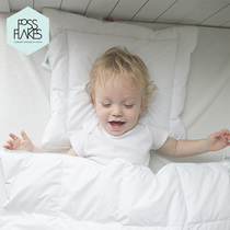 Fossflakes imports of cotton baby pillow baby is high quality two piece set