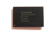 Память 16g Mlc Nand Flash TH58TEG7