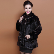 Fur clothing for
