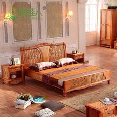 спальня из ротанга Love & Rattan