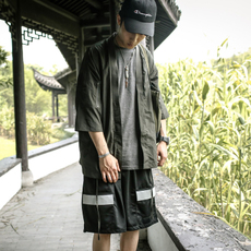Mens windbreaker Enshadower edr/0048 2016SS