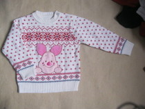 Les Enphants room store quality 100 wool sweaters---special offer