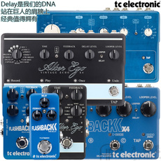 Педаль эффектов Tc Electronic FlashBack Delay
