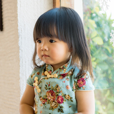Baby cheongsam OTHER qp1503