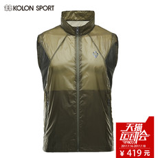 Пуховый жилет KOLON sport KOLONSPORT LHVM62071