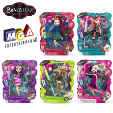 кукла Mga BRATZILLAZ BRATZ Magic Night