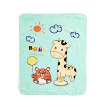 Baby double thick cashmere fall winter air conditioning blanket for children childrens newborn son blanket blanket baby blankets