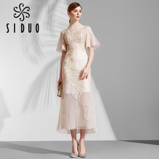 Evening dress Think duo s6151