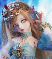 1 4 Soom Serin Rico doll BJD SD doll Mermaid doll