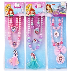 Necklace Disney As Figure