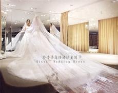 Свадебное платье hs0101 2017