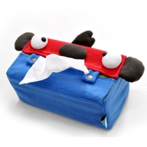 PLUMO cars with household tissue box-Book box set up cute cute idea car cars decorated monkey monkey
