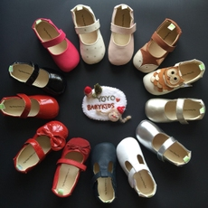 Baby shoes with non-slip soles Tip